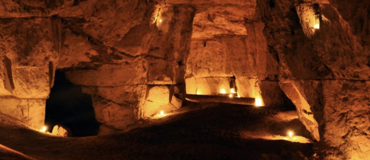 Besök grottan med barn