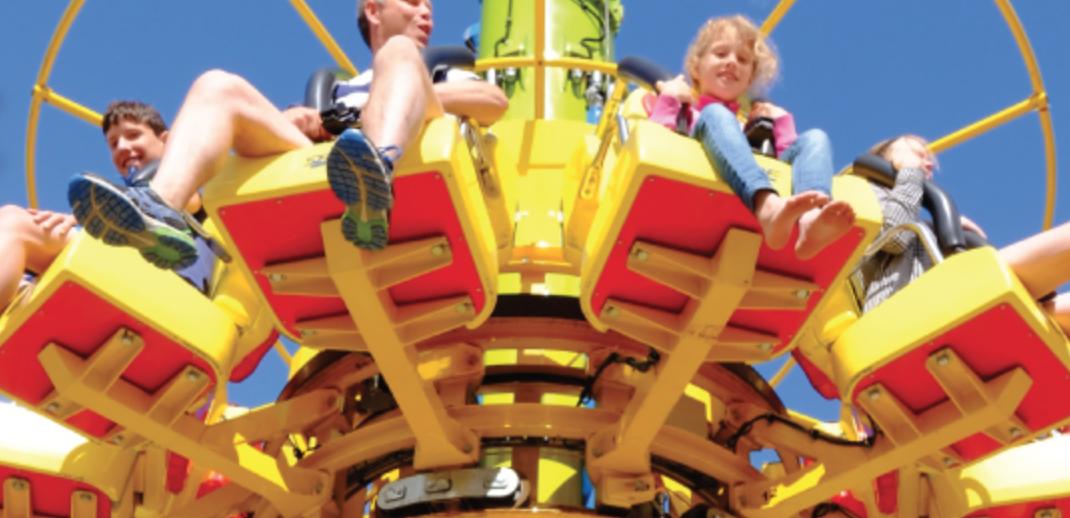 Leksand sommarland - kul aktivitet för barn
